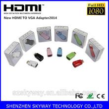 conversor hdmi vga/HDMI to VGA Adapter HDMI to VGA Cable