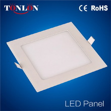 High luminance no dimmable 600 600 mm led panel light