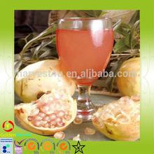 Exporting standard natural PomegranateJuice