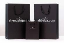 Fashional luxury paper shopping bag