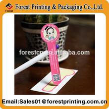 Printing Sticker, Pillar Advertising Sticker, Custom Sticker