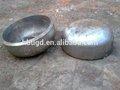 De metal extremo de la tapa de las ss cs como tubo cuadrado tapas de los extremos- sin soldadura forjado/accesoriosdetubería
