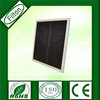 Washable panel black air conditioning nylon micro mesh filter