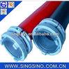 Large Diameter Polyurethane Layflat Hose Water Transfer Application