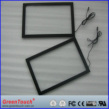 Infrared touch screen monitor/ resistive touch screen monitor 17 inch