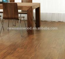 vendita calda di quercia pavimenti in legno sintetico