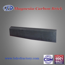 Resin Bonded Magnesite Carbon Bricks Used in Converter