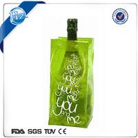 Wine Cooling Gel Bag for Camping refrigerated wine cooler gel bottle cool