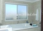 aluminium window bathroom slding window / Double Glass Windows Aluminum Sliding Window With Mosquito Screen