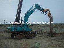 Hydraulic Pile Driver/Vibratory Hammer/Sheet Pile Driver/Vibrating Pile Hammer