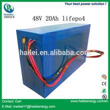 China Top manufacturer golf cart battery 48v
