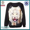 men hoody wholesale custom sublimation crewneck 3d printing sweatshirt OEM service 100% polyester men printed sweaters