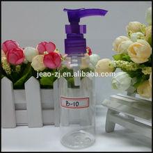 2014 Top vente populaire 100 ml femme corps forme bouteille de parfum pour parfum emballage