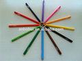 7 polegadas china exclusiva qualidade superior crianças lápis de cor lápis de conjunto; conheça en71 padrão