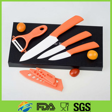 kitchen knives with gift box china wholesale
