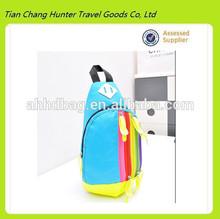 men backpack chest pack, a small bag sports pockets, canvas shoulder messenger bag handbag