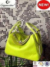 Hot sale ! genuine tote bag/ fashion cross body bag/ cheap shoulder bag