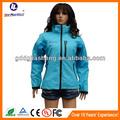 New design inverno quente jaqueta roupas aquecidas para o inverno inverno vestido de dama da moda
