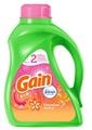 Ganancia de lq w/fbrz hawai sc 50 p&g oz productos de lavandería