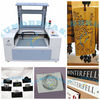 Laser engraving systems MINI60 laser cutting and engraving machine for Rubber