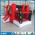 Bouncer inflável brinquedo criança inflável combo popular inflável combo