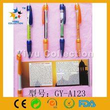 500PCS MOQ promotion gift cheap beautiful new style nice ball pen