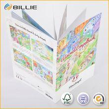 Hot sale coloring book printing