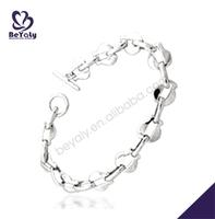 Shiny comfort fit bell design fashion silver +\i bangle