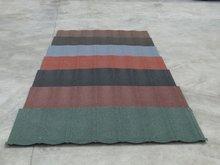 Galvanized Concrete asphalt Metal roofing price