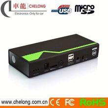 Chelong Best Two USB port mini car jump starter emergency tools car jump start kit