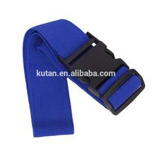 Long Large Adjustable Luggage Bag Suitcase Travel Hiking Strap Belt with Clip