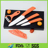 Fashion sharp ceramic kitchen knives types