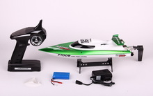 2.4G RC High speed boat FT009 rc boat for sale rc boat trailers
