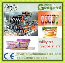 3000L/H milky tea Tapioca Pearls Processing Machine