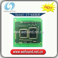 Intel Core i7 660LM BGA to PGA Laptop CPU 2.26Ghz/3.06GHz 4MB Socket G1 Low Volt