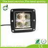 hot selling 10w Super Bright Round Led Work Light High Power/Car led light/car logo light
