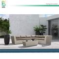 polietileno de sofá ao ar livre