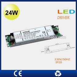 24V slim LED driver CC LED driver 24V slim LED driver