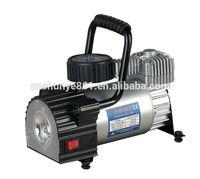 12V metal Air compressor/Tire Inflators with LED light