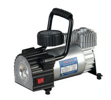 12V metal Air compressor/Tire Inflators with LED light