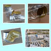 two-piece 45/90/tee degree aluminum waterproof insulation refrigeration materials in china