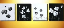 Home decorative canvas fabric painting designs images