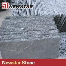 Natural black slate roof tile for housing