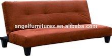 Top grade bottom price pu salon furniture comfortable sofabed
