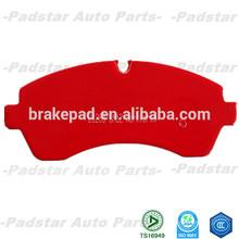 Japan korean auto parts toyota mazda 626 rear brake pads for kia sorento