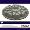 "x"" diamond polishing pad for floor machine"