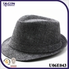 Summer Jazz Hat For Man /Classic Gentleman Cap/Breathable Linen Cap Wholesale