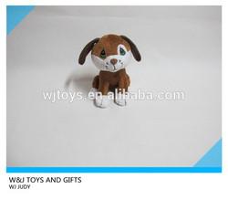 cute pet dog plush toy