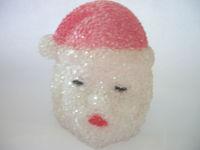 2014 Hot Sale Christmas Santa Claus Plastic kids toys