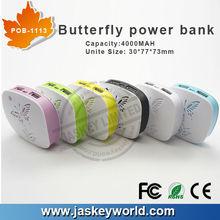 Innovative promotional 40000mah portable mini power bank